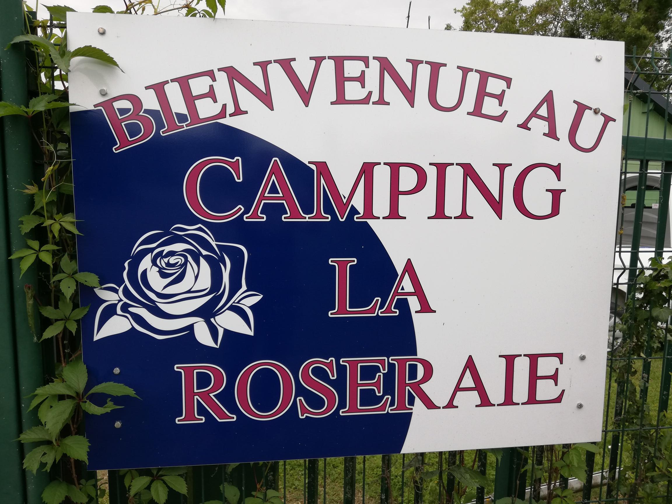 Camping de la Roseraie - Ville de Descartes