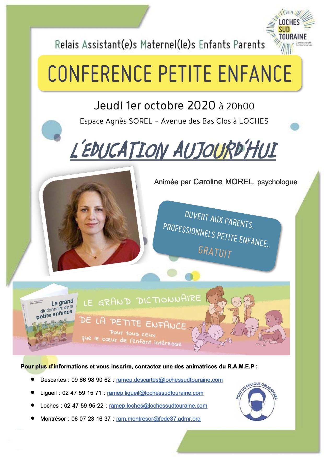 Conference petite enfance