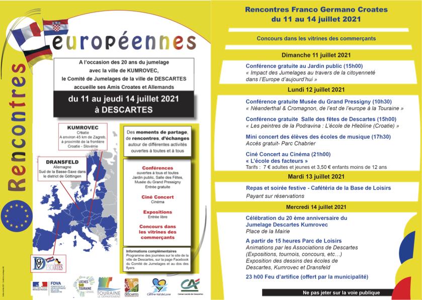 rencontres européennes