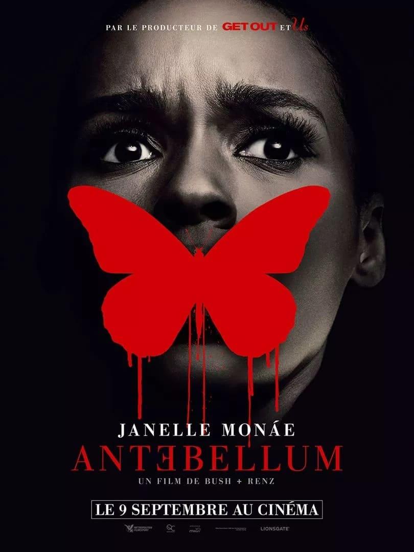 Cinema Le Rabelais - ANTEBELLUM