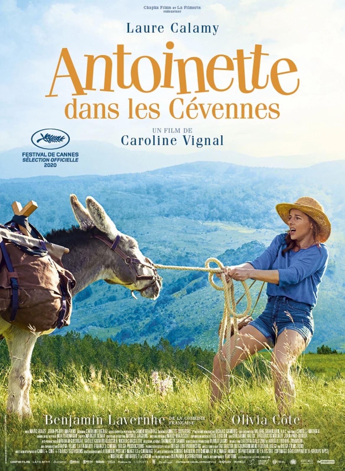 Cinema Le Rabelais - Antoinette dans les Cevenenes