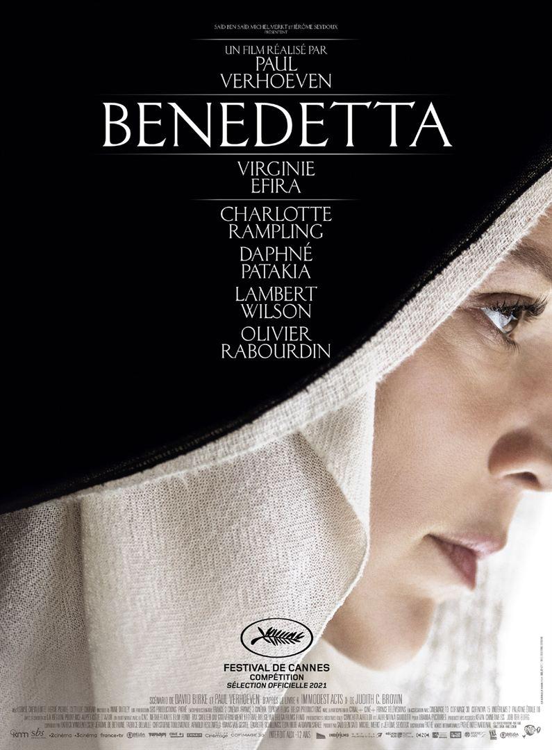 Cinema Le Rabelais - Benedetta
