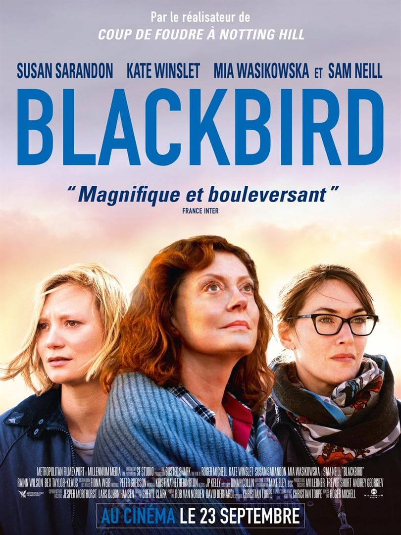 Cinema Le Rabelais - Blackbird