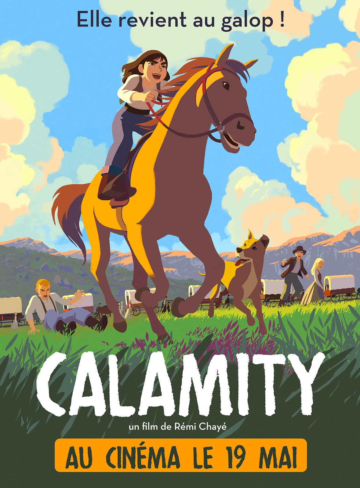 Cinema Le Rabelais - Calamity