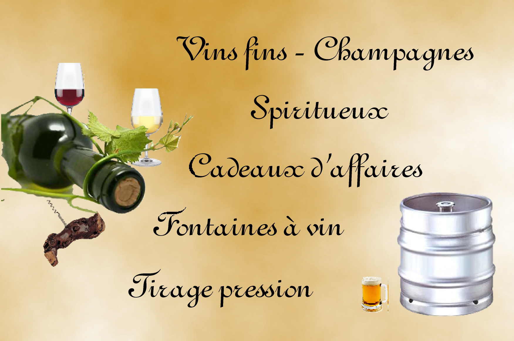 Vin Michel Chaumin - Descartes