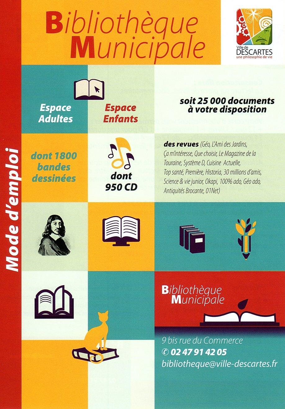 Bibliothèque de Descartes