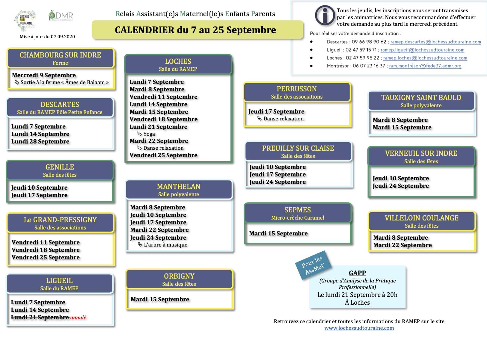 Calendrier 01