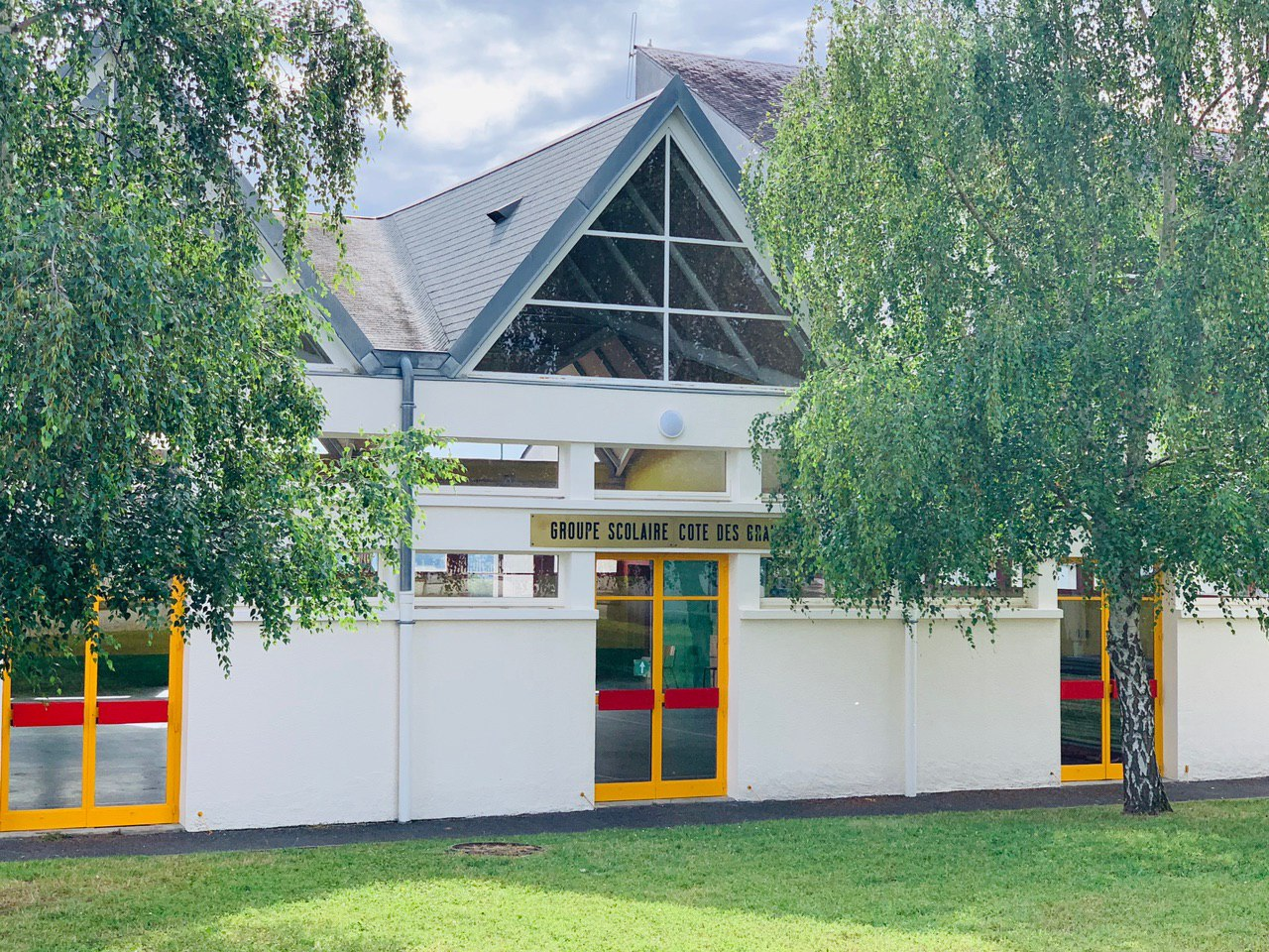 Ecole maternelle et élémentaire de la Côte des Granges - Ecole publique de Descartes