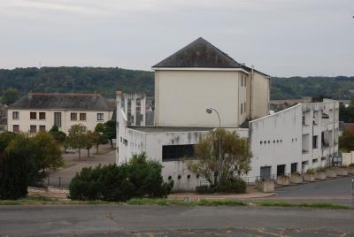 Collège publique Roger Jahan de Descartes, Indre-et-Loire