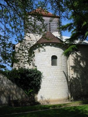 Eglise Notre Dame La Haye de Descartes